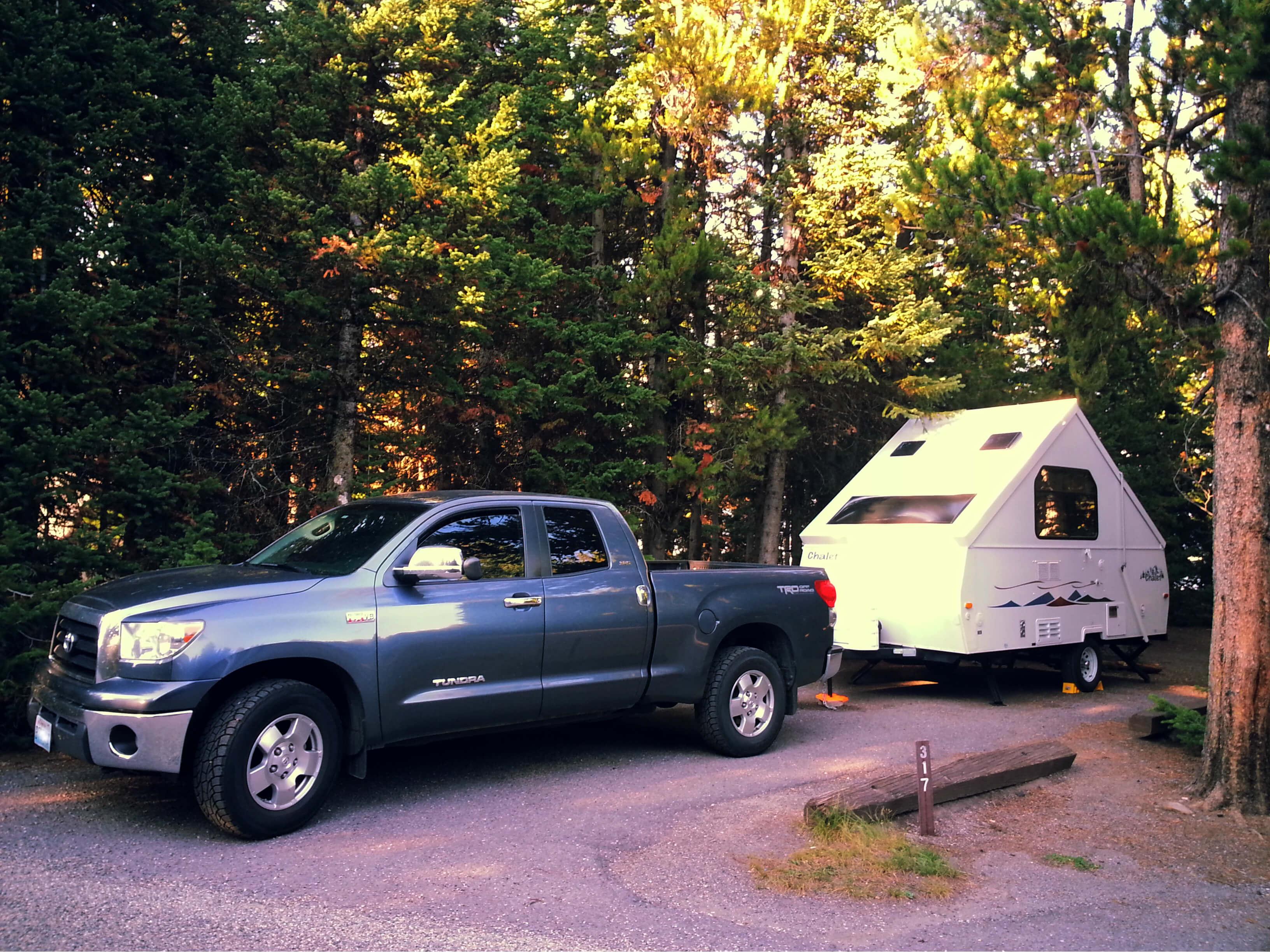 Summer Camping Basics