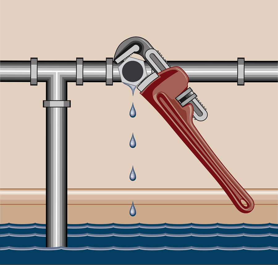 How to prevent water leaks in your Louisiana home