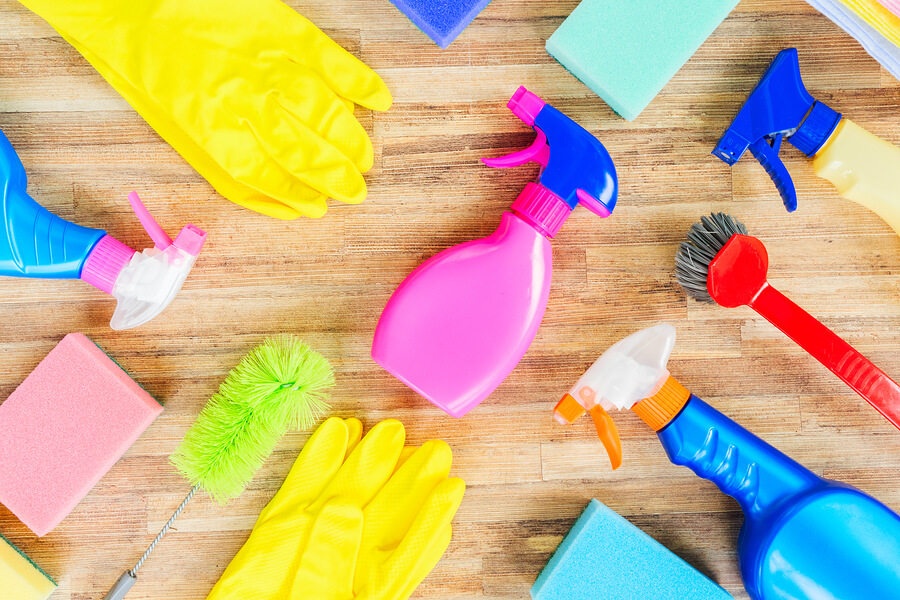 Spring Cleaning Your Opelousas, LA home