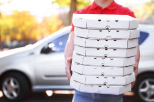Insurance options for food delivery service in Opelousas, LA